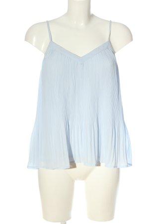 New Look Blusa senza maniche blu stile casual