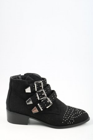 New Look Ankle Boots schwarz Casual-Look