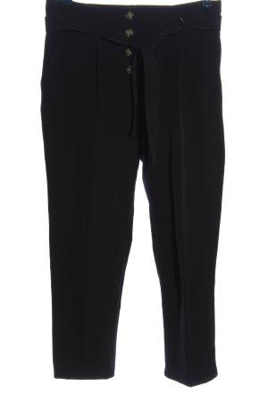 New Look Luźne spodnie czarny W stylu casual