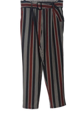 New Look Baggy broek gestreept patroon casual uitstraling