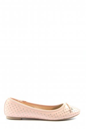 New Look Ballerinas with Toecap pink casual look