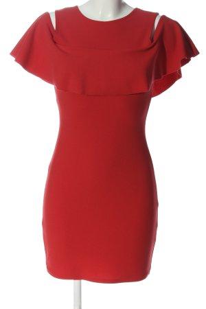 New Look Ołówkowa sukienka czerwony Elegancki
