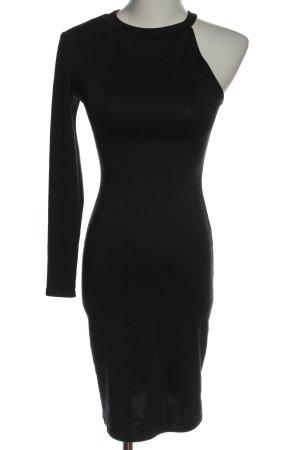 New Look Abito longuette nero elegante