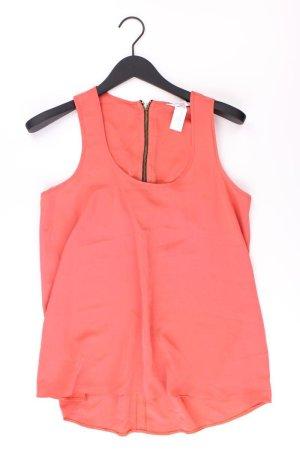 New Look Bluse Größe 40 orange aus Polyester