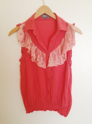 New Look Bluse in apricot