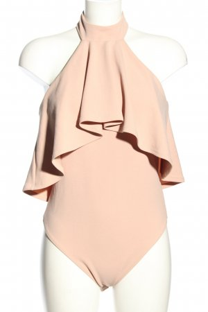 New Look Blusa tipo body nude look casual