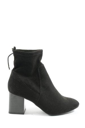New Look Booties schwarz Casual-Look
