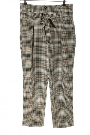 New Look Pleated Trousers allover print casual look