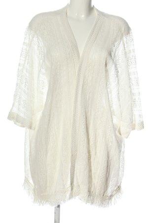 New Look Cardigan bianco stile casual