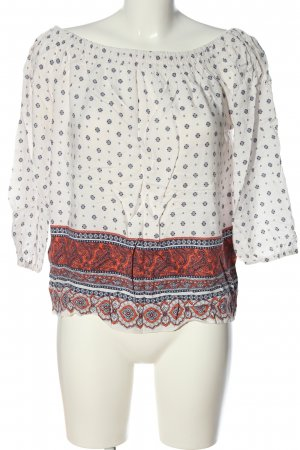 New Look Carmen-Bluse Mustermix Casual-Look