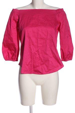 New Look Blouse Carmen rose style décontracté