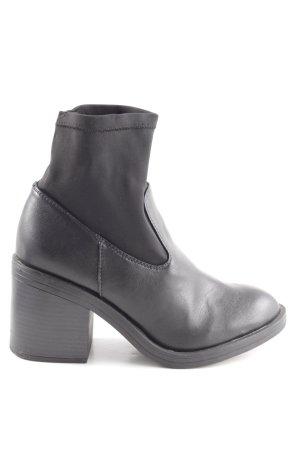 New Look Chelsea Boots schwarz Casual-Look