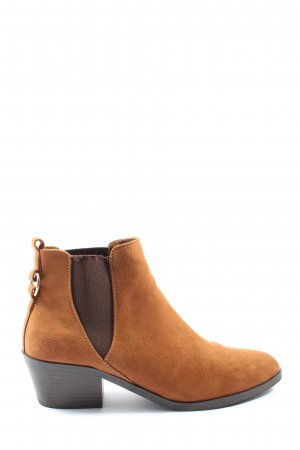 New Look Chelsea Boots braun Casual-Look