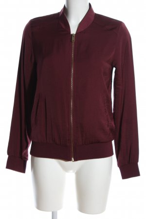 New Look Collegejacke rot Casual-Look
