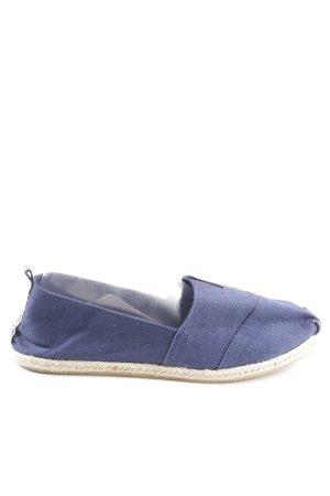 New Look Espadrilles-Sandalen blau Casual-Look
