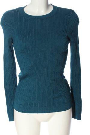 New Look Feinstrickpullover blau Casual-Look