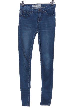 New Look Five-Pocket-Hose blau Casual-Look