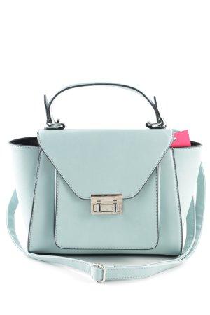 New Look Handtasche türkis Business-Look
