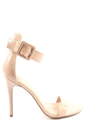New Look High Heel Sandaletten creme Elegant