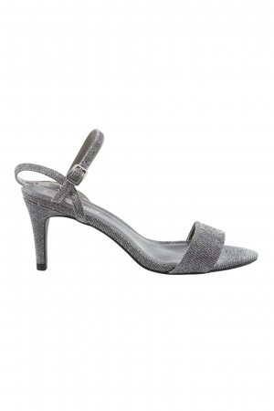 New Look High Heel Sandaletten silberfarben Elegant