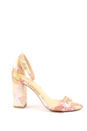 New Look High Heel Sandaletten Allover-Druck Casual-Look