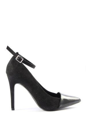 New Look High Heels schwarz Casual-Look