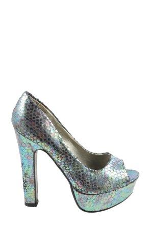 New Look High Heels Allover-Druck Elegant