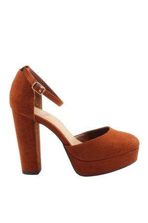 New Look High Heels braun Casual-Look