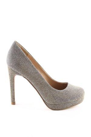 New Look High Heels silberfarben Elegant