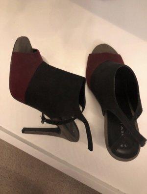 New Look High Heels mit Farbblock