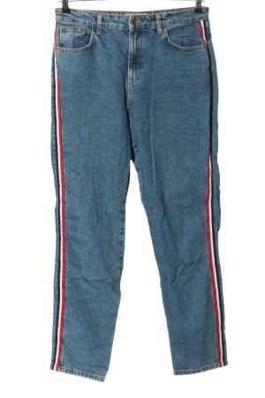 New Look High Waist Jeans mehrfarbig Casual-Look