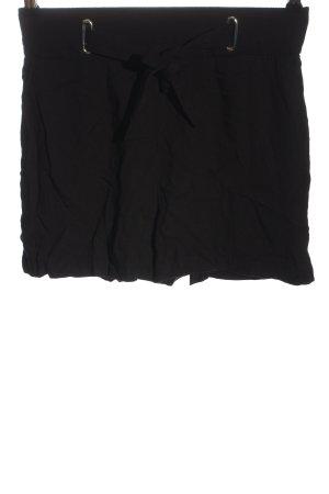 New Look High-Waist-Shorts black casual look