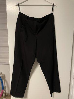 New Look High Waist Trousers black