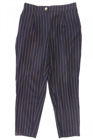 New Look Trousers blue-neon blue-dark blue-azure polyester