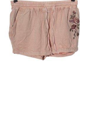 New Look Hot Pants Blumenmuster Casual-Look