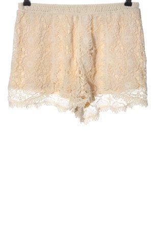 New Look Hot pants crema modello web stile casual