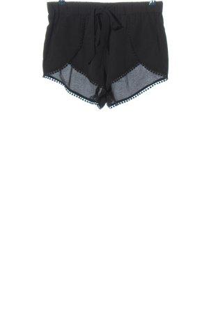 New Look Hot Pants schwarz Casual-Look