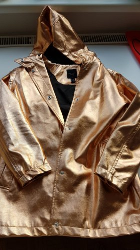 New Look Jacke Gold Bronze