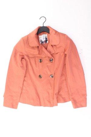 New Look Jacke Größe 40 orange aus Polyester