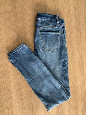 New Look Jeans cigarette bleu azur-bleuet