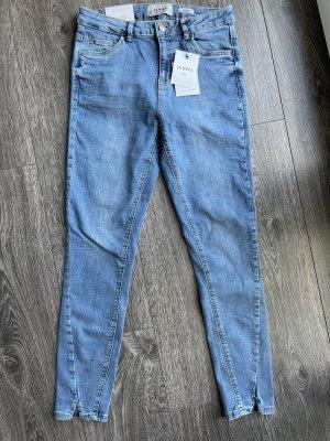 New Look 3/4 Length Jeans blue-steel blue