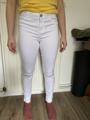 New Look Jeans weiß