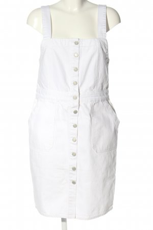 New Look Denim Dress white casual look