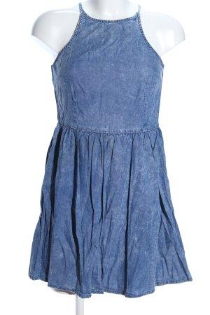New Look Jeanskleid blau Casual-Look