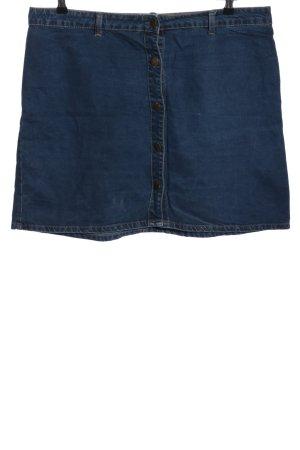 New Look Jeansrock blau Casual-Look