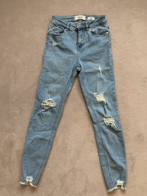 New Look Jenna Skinny Jeans in Used Look