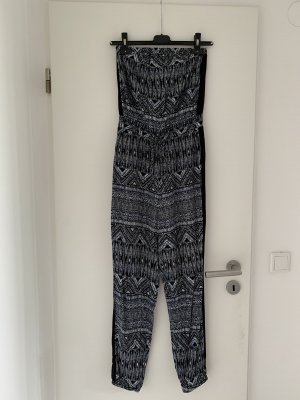 New Look Jumpsuit gemustert Gr. 34/36