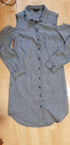 New look kleid aus Baumwolle Hemdblusenkleid