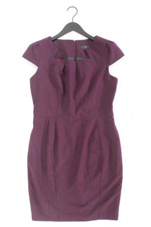 New Look Kleid Größe 42 lila aus Polyester
