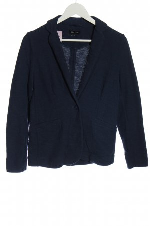 New Look Blazer corto blu puntinato stile casual